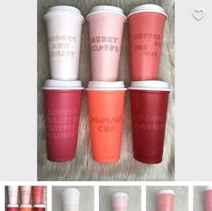 Starbucks Reusable Hot Cups Holiday Edition 2019
